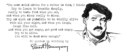 click-the-image-for-19-more-ernest-hemingways-quotes-on-writing
